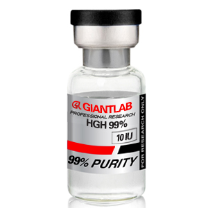 HGH 10IU 99% Purity